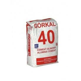 Глиноземистый цемент ГЦ 40 50 кг