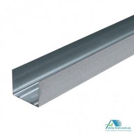 Профиль для гипсокартона Интерпрофиль UW 50x40 4 м 0.40 мм