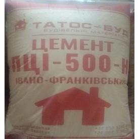 Цемент Ивано-Франковский М-500 50 кг