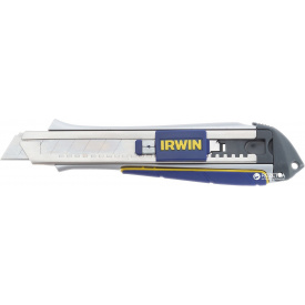 Нож Irwin ProTouch Snap Off Knife 9 мм