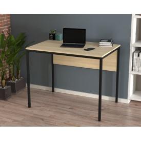Письмовий стіл Loft design L-2p mini Дуб Борас