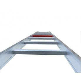 Односекционная алюминиевая лестница Unomax Pro VIRASTAR 14 ступеней