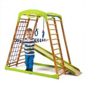 Детский спортивный комплекс для дома BabyWood SportBaby