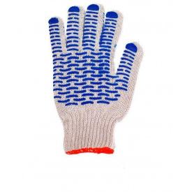 Перчатки трикотажные ХБ WERK (WE2121H)