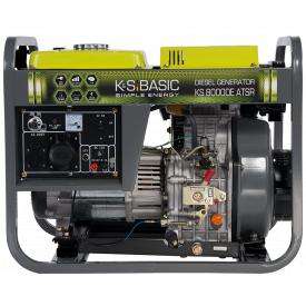 Генератор дизельный K&S BASIC KS 8000DE ATSR