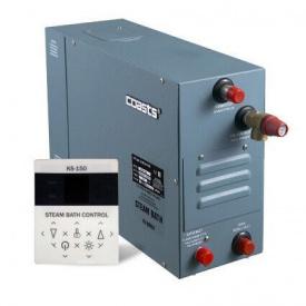 Парогенератор Coasts KSA-60 6 кВт 380В з виносним пультом KS-150