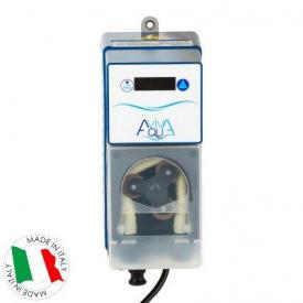 Перистальтический дозирующий насос AquaViva Cl 1,5 л/ч (KXRX) с автодозацией и фиксатором скорости