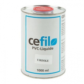 Рідкий ПВХ Cefil PVC Liquide темно-блакитний 1 л