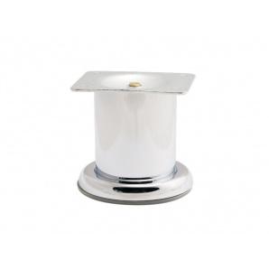 Опора нерегульована циліндрична GIFF Pillar 50/150 хром