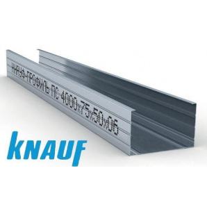 Профіль KNAUF CW-75 0,6 мм 3 м