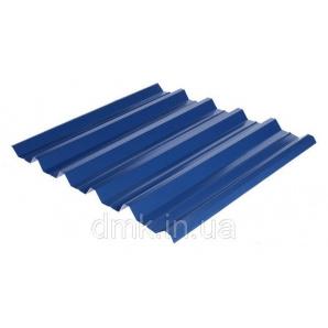Профнастил несучий НС-44 0,45 PE синій (RAL 5005)