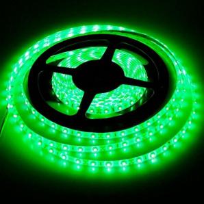 Світлодіодна стрічка BIOM SMD2835-60 IP65 Стандарт зелена