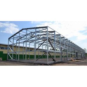 Будівництво сільськогосподарських споруд