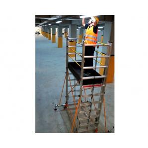 Телескопічна вишка-туру VIRASTAR TELESAFE XL 2x11 ступенів
