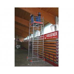 Пересувна вишка-туру KRAUSE STABILO серія 500 2,5x1,5 м раб. висота 8,4 м