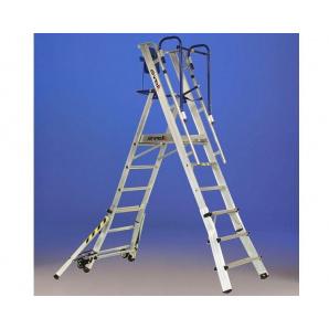 Двосторонні телескопічні сходи-поміст SVELT TELEFLY 5 сходинок