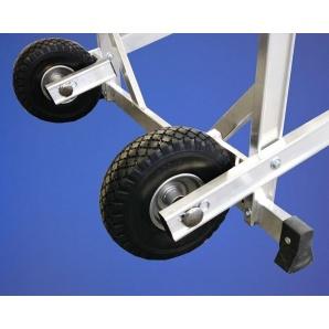 Колеса для сходів з платформою SVELT IKARO 260 мм 5 сходинок 80 см
