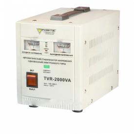 Стабилизатор напряжения Forte TVR-2000VA релейный напольный