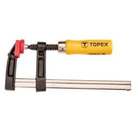 Струбцина TOPEX тип F 120x500 мм 12A125