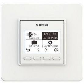 Програмований Терморегулятор сенсорний Terneo pro