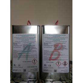 Полиуретановая инъекционная смола PT PUR Combi-Injection Resin DUO 600 10 кг