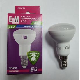 Светодиодная лампа ELM Led R50 5W E14 PA10L 4000