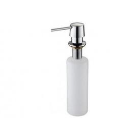 Дозатор жидкого мыла Elleci круглый(ADI02300)