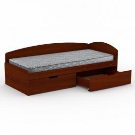 Кровать-90+2С Компанит 944х700х2042 мм яблоня