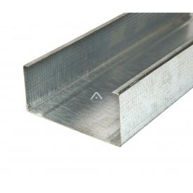 Профиль гипсокартонный CW 100 0,45 мм 3 м