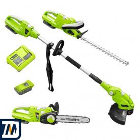 Садовый набор Zipper ZI-GPS40V-AKKU