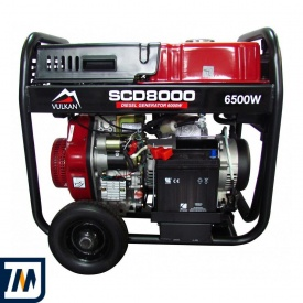 Дизельный генератор Vulkan SCD8000