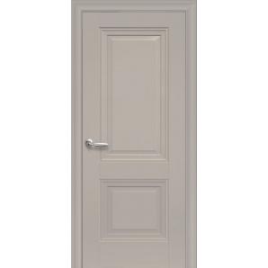 Дверное полотно Новый Стиль Элегант ИМИДЖ капучино 900 мм глухое ПП Premium