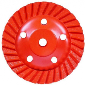 Алмазный диск КТ Standart А 125 мм турбо
