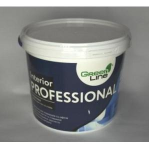 Краска интерьерная Полипласт для стен и потолков Interior Professional 5 л 7,5 кг
