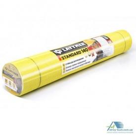 Сітка скловолоконна LATYMER STANDARD 140, 5х5 1м х 20 м жовта