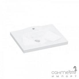 Раковина Idevit Vega 2801-0505 65 см белая