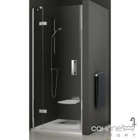 Душевые двери в нишу Ravak SmartLine SMSD2-110 A-L 0SLDAA00Z1 хром/прозрачное левая