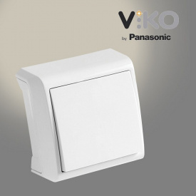 Выключатель VIKO Vera белый