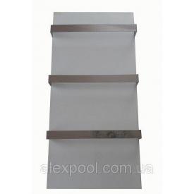 Полотенцесушитель панельный УКРОП м330 обогреватель для ванной комнаты