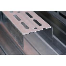 Профиль усиленный для перегородки UA 75 3 м 1,5 мм