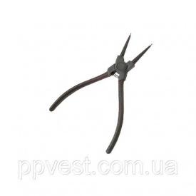 Щипцы для снятия и установки стопорных колец прямые на сжим INTERTOOL HT-7005