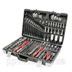 Профессиональный набор инструментов 176 ед INTERTOOL ET-7176