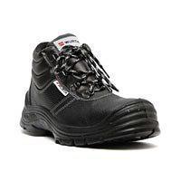 Ботинки рабочие кожаные с металлическим носком Pegazus Wurth высокие