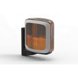 Лампа сигнальная Alutech SL-U IP54 123х125х60 мм