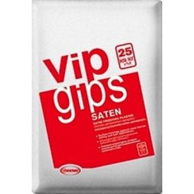 Гіпсова шпаклівка VipGips SATEN фінішна 25 кг