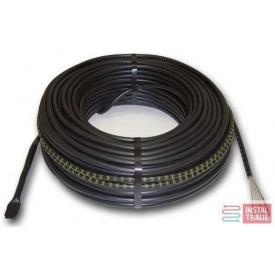 Фторопластовый кабель со встроенным термостатом DAS 30W/m