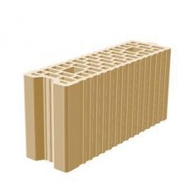 Поризованный керамический блок КЕРАТЕРМ 12 120х380х238 мм