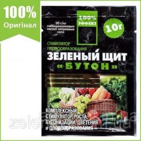 """Добриво Зелений щит """"Бутон"""" 10 г від Agromaxi (оригінал)"""