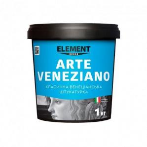 Штукатурка декоративная ELEMENT Arte Veneziano 1 кг