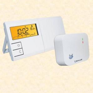 091FLRF Standard Бездротовий програмований терморегулятор тижневий